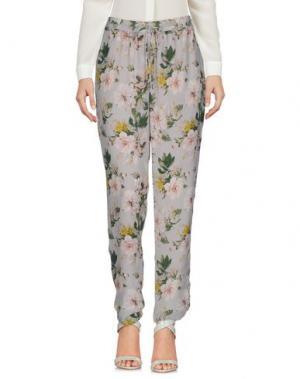 Повседневные брюки JOIE. Цвет: светло-серый