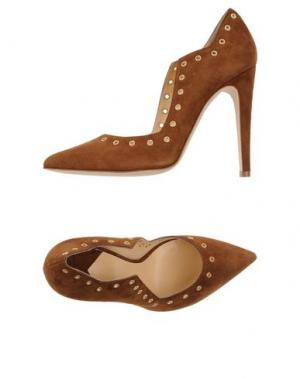 Туфли CHARLINE DE LUCA. Цвет: коричневый