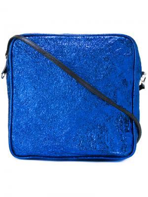 Сумка на плечо Zilla. Цвет: синий