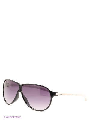 Солнцезащитные очки Mario Rossi. Цвет: черный, белый