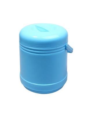 Термос для еды, 0.7 л. Migura. Цвет: голубой