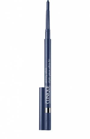 Автоматический карандаш для век Skinny Jeans Clinique. Цвет: бесцветный