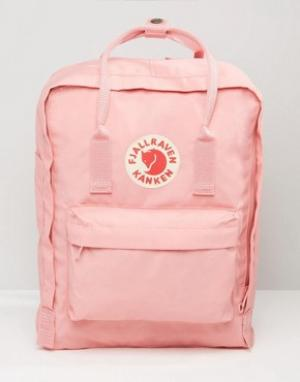 Fjallraven Розовый рюкзак. Цвет: розовый