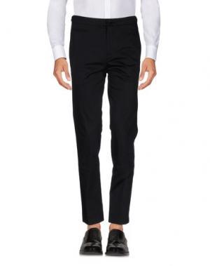 Повседневные брюки HELMUT LANG. Цвет: черный