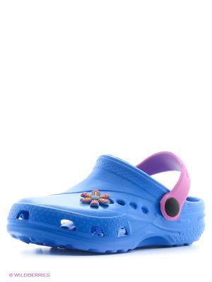 Сабо Дюна. Цвет: голубой, лиловый