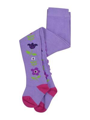 Колготки Master Socks. Цвет: сиреневый