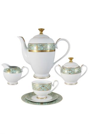 Чайный сервиз 23 предмета Midori. Цвет: мультиколор