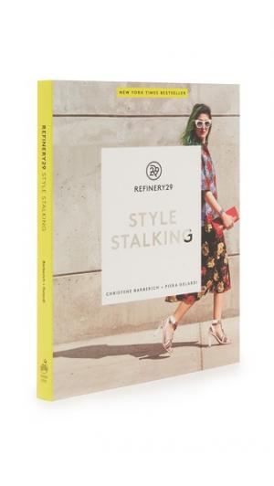 «Refinery29: Style Stalking» Books with