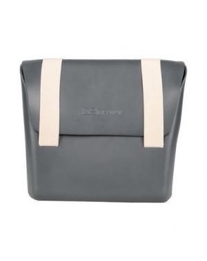 Рюкзаки и сумки на пояс MH WAY. Цвет: свинцово-серый
