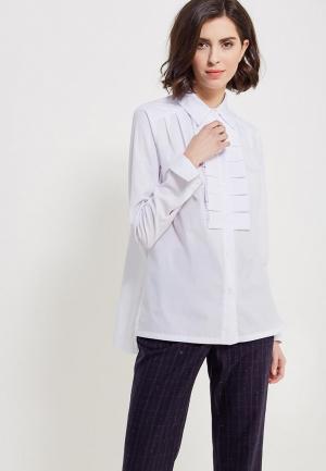 Блуза Parole by Victoria Andreyanova. Цвет: белый
