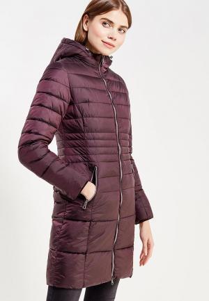 Куртка утепленная Grishko. Цвет: бордовый