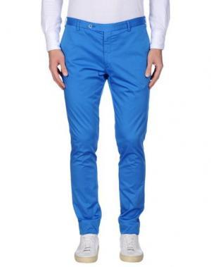 Повседневные брюки ROTASPORT. Цвет: лазурный