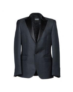 Пиджак DIRK BIKKEMBERGS SPORT COUTURE. Цвет: черный