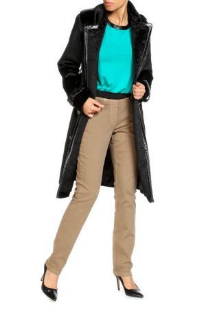 Пальто SARAH KERN. Цвет: черный