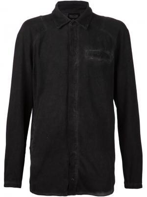 Рубашка Lowen Drifter. Цвет: чёрный