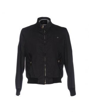 Куртка BROOKSFIELD. Цвет: черный