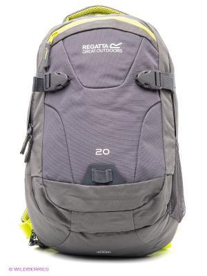 Рюкзак Paladen 20l Laptp REGATTA. Цвет: серый