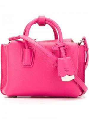 Мини сумка-тоут Milla MCM. Цвет: розовый и фиолетовый