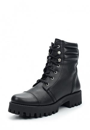 Ботинки Steve Madden. Цвет: черный