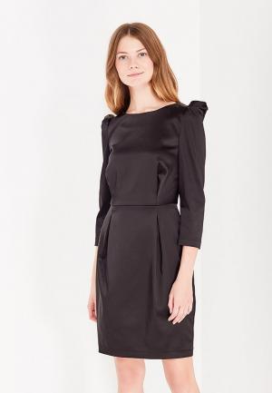 Платье Vika Smolyanitskaya. Цвет: черный