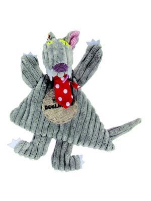 Игрушка Deglingos Волк BigBos - Baby. Цвет: серый