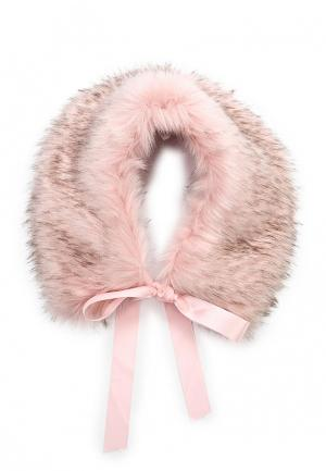 Воротник Lian Zhu. Цвет: розовый