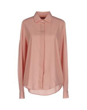 Pубашка NINEMINUTES. Цвет: розовый