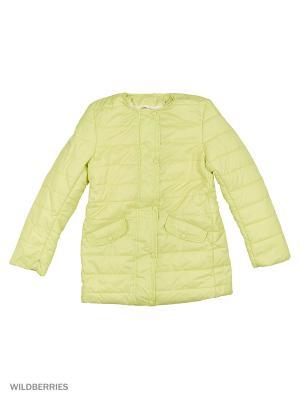 Пальто демисезонное babyAngel. Цвет: салатовый