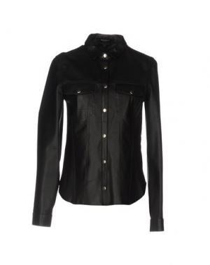 Pубашка MUUBAA. Цвет: черный