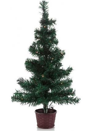 Светодиодная новогодняя елка Konstsmide. Цвет: зеленый
