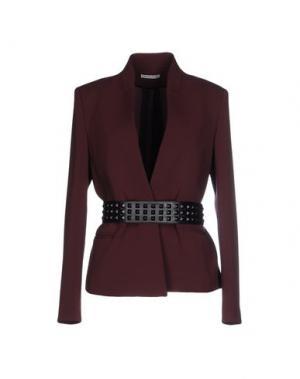 Пиджак HOPE COLLECTION. Цвет: красно-коричневый