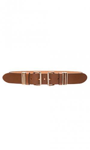 Ремни bangles B-Low the Belt. Цвет: коричневый