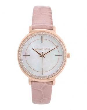 Наручные часы MICHAEL KORS. Цвет: розовый