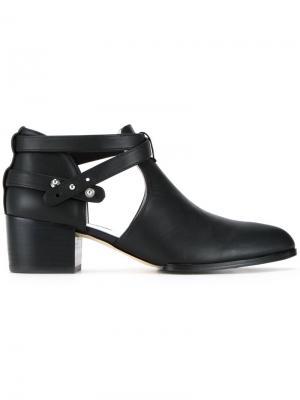 Ботинки Qimat III Senso. Цвет: чёрный