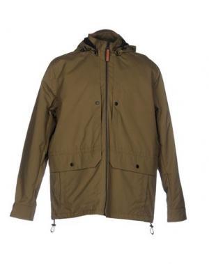 Куртка WEEKEND OFFENDER. Цвет: зеленый-милитари