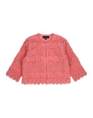 Пиджак TWIN-SET Simona Barbieri. Цвет: пастельно-розовый