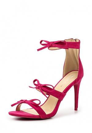 Босоножки Fiori&Spine. Цвет: розовый