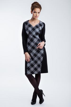 Платье Barbara Schwarzer. Цвет: черный