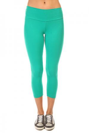 Леггинсы женские  Supplex Legging Green CajuBrasil. Цвет: зеленый