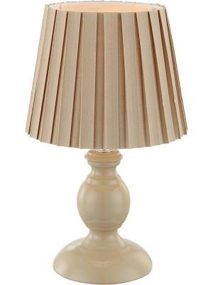 Настольная лампа Globo.. Цвет: темно-бежевый