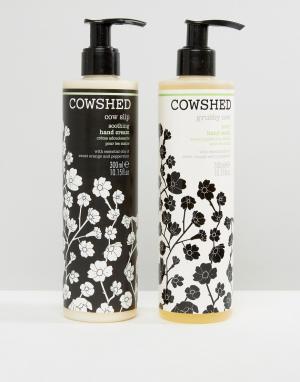 Cowshed Два средства для рук ограниченной серии. Цвет: бесцветный