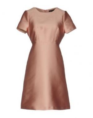 Короткое платье TARA JARMON. Цвет: розовый
