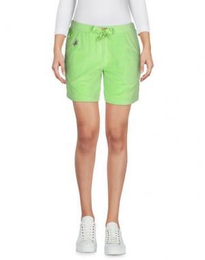 Повседневные шорты EAN 13. Цвет: кислотно-зеленый