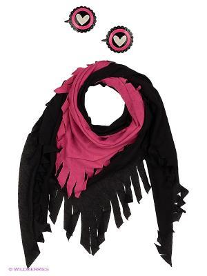Платки SWEET HEARTS -2 Daisy Design. Цвет: розовый