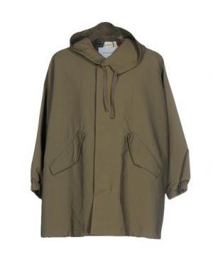 Куртка AGLINI. Цвет: зеленый-милитари
