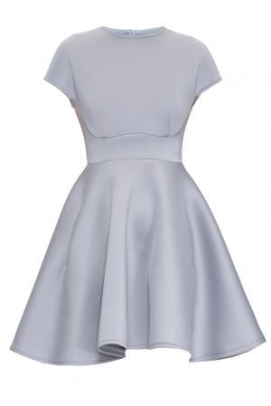 Платье 161188 Anna Dubovitskaya. Цвет: серый