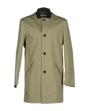 Легкое пальто MM by MARIOMATTEO. Цвет: зеленый-милитари