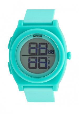 Часы Nixon. Цвет: мятный
