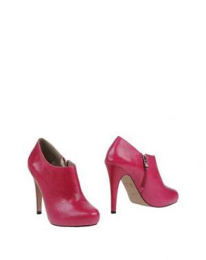 Ботинки NOË. Цвет: фуксия