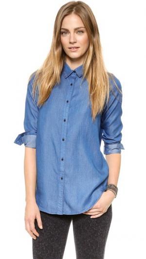 Рубашка Clean AYR. Цвет: волнообразная варка